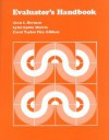 Evaluator's Handbook - Joan L. Herman, Lynn Lyons Morris, Carol T. Fitz-Gibbon