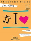 ShowTime Piano, Level 2A (Elementary Playing): Favorites - Nancy Faber, Randall Faber