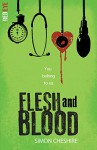 Flesh and Blood (Red Eye) by Simon Cheshire (2-Mar-2015) Paperback - Simon Cheshire