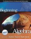 Beginning Algebra with Mathzone - Donald Hutchison, Barry Bergman, Louis Hoelzle