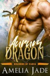 Aurum Dragon (A Paranormal BBW Shape Shifter Romance) (Dragons of Cadia Book 3) - Amelia Jade