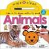 Wipe Clean Animals - Roger Priddy