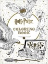 Harry Potter: The Official Coloring Book #1 - Scholastic
