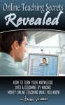 Online Teaching Secrets Revealed! - Jaime Vendera, Rich Dalglish