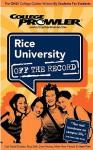 Rice University - Julia Schwent, Adam Burns, Kimberly Moore