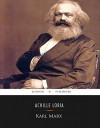 Karl Marx - Achille Loria