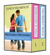 """Matchmaker, Matchmaker: Two """"Match Made in Heaven"""" Stories: Mismatched in Texas & The Perfect Match - Janice Thompson"""