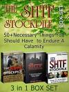 The SHTF Stockpile Box Set: 50+Necessary Things You Should Have to Endure A Calamity (The SHTF Stockpile, The SHTF Stockpile Box Set, shtf survival) - Glen White, Fred Cruz, Bobby Nelson