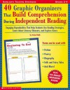 40 Graphic Organizers That Build Comprehension During Independent Reading - Anina Robb