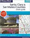 Santa Clara/San Mateo Counties, California Atlas (Other Format) - Thomas Brothers Maps