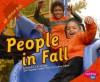 People in Fall - Martha E.H. Rustad, Martha E.