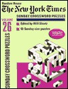 New York Times Sunday Crossword Puzzles, Volume 26 (NY Times) - Will Shortz, Mark Gottlieb