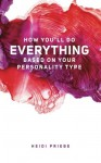 How You'll Do Everything Based On Your Personality Type - Heidi Priebe