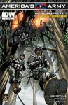 America's Army #15 - Decide to Lead PT. 3 : Transformation - M. Zachary Sherman, Robert Atkins, J. Brown, Marshall Dillion