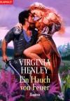 Ein Hauch von Feuer. - Virginia Henley