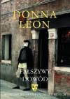 Fałszywy dowód - Donna Leon