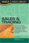 Vault Career Guide to Sales & Trading - Gabriel Kim, Vault
