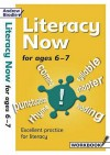 Literacy Now For Ages 6 7 (Literacy Now) - Judy Richardson, Andrew Brodie