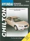 Hyundai Sonata 1999-08 Repair Manual - Tim Imhoff