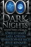 1001 Dark Nights: Bundle Three - Lorelei James, Lara Adrian, Christopher Rice, Julie Kenner