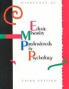 Directory of Ethnic Minority Professionals in Psychology - American Psychological Association