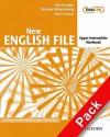 New English File. Upper-Intermediate Workbook - Clive Oxenden