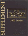 Foundation Directory Supplement - Foundation Center