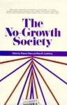 The No-Growth Society - Mancur Olson, Hans H. Landsberg