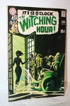It's 12 O'Clock.. The Witching Hour No. 10, Aug - Sept 1970 - Alex Toth