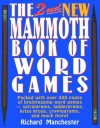 The 2nd New Mammoth Book Of Seek A Word - Richard Manchester