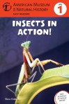 Insects in Action: (Level 1) (Amer Museum of Nat History Easy Readers) - Thea Feldman, American Museum of Natural History