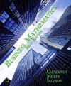 Business Mathematics Brief Plus Mymathlab -- Access Card Package/Mystatlab -- Access Card Package - Gary Clendenen, Charles D. Miller