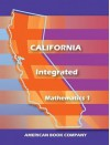 California Integrated Mathematics 1 - Erica Day, Colleen Pintozzi