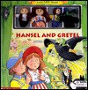 Hansel And Gretel: Board Book (Finger Puppet Theater Books) - Peter Stevenson