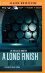 A Long Finish - Michael Kitchen, Michael Dibdin
