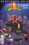 Mighty Morphin Power Rangers #30 - Kyle Higgins
