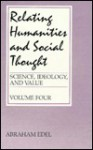 Relating Humanities and Social Thought - Abraham Edel