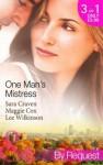 One Man's Mistress - Sara Craven