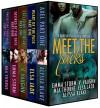 Meet the Packs (A BBW Werewolf & Bear Shifter Serial Sampler) - V. Vaughn, Mia Thorne, Emma Storm, Elsa Jade, Alyssa Blake