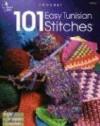 101 Easy Tunisian Stitches: Crochet - Carolyn Christmas