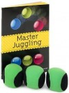 MASTER JUGGLING BOX SET (Paperback Book and 3 Deluxe Juggling Balls) - Cassandra Beckerman
