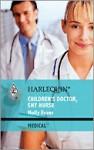 Children's Doctor, Shy Nurse - Molly Evans