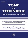 Tone and Technique: E-Flat Baritone Saxophone - James D. Ployhar, George Zepp