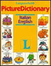 Picture Dictionary: Italian-English - P. O'Brien-Hitching, P. Renyi, R. Lebel