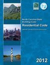 North Carolina State Building Code: Residential Code 2012 (North Carolina Residential Building Code) - International Code Council