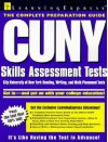 CUNY Skills Assessment Test: The City University of New York Reading, Writing, & Math Placement Tests - Learning Express LLC