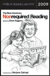 The Best American Nonrequired Reading 2009 - Dave Eggers, Marjane Satrapi