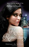 Keys to the Repository - Melissa de la Cruz