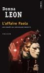 L'Affaire Paola : Une enquête du commissaire Brunetti - Donna Leon, William Olivier Desmond