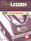 First Lessons: Harmonica [With CDWith DVD] - David B. Barrett